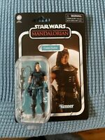 Star Wars The Vintage Collection  3.75 Inch Figure - Cara Dune VC164 Very Rare