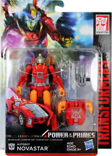 Transformers ~ NOVASTAR ACTION FIGURE ~ Deluxe Class ~ Power of the Primes