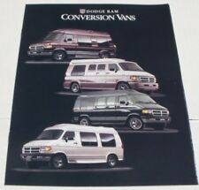 Mopar 1996 Dodge Conversion Vans Dealer Brochure 95 96