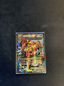 Mega PRIMAL GROUDON EX 151/160 Full Art Ultra Rare Pokemon Card XY Primal Clash
