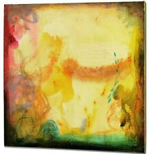 Jacqueline Holland-Berkley-Garden-Orig.Encaustic Painting/Gal Wrapped Canvas/COA