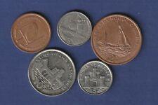 ISLE OF MAN  Lote de monedas