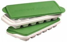 Food and Breastmilk Trays, Baby Supplies Accessories Cubes Stackable White NEW