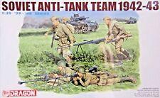 Dragon 6049: 1/35 Soviet Anti-Tank Team '42-'43 (4 Figures)