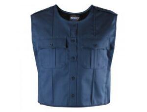 Blauer Cotton Blend ArmorSkin 8770 Uniform Vest Cover System French Blue