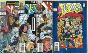 X-Men 2099 #1 - 14  Complete Run  avg. NM 9.4 white pages  Marvel  1993  No Resv