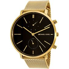 Michael Kors Men's Jaryn MK8503 Gold Stainless-Steel Quartz Dress Watch
