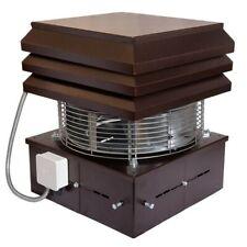 Rauchsauger Schornsteinaufsatz Schornstein ventilator für Kamin Grill Pro-Modell
