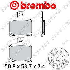 Brembo 07bb20.35 Coppia pastiglie freno Posteriori Aprilia RSV Nera 1000 2004