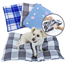Dog Pet Bed Cover Only Washable Medium Large Replacement Protective Zip Covers