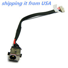 "DC POWER JACK HARNESS PLUG IN CABLE FOR Asus VivoBook S550CA 15.6"" Laptop"