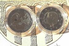 Polierte Platte Münzen aus Spanien