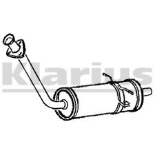 1x KLARIUS OE Quality Replacement Middle Silencer Exhaust For DAF LDV Diesel