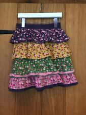 Next Girls Lovely Multicolored Skirt Age 3-4yrs Excellent Condition