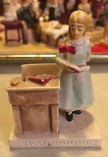 Sebastian Miniatures Becky Thatcher Copr 1948 Hand Painted Hudson, Ma