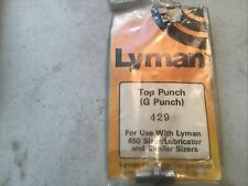 lyman top (g punch) 429