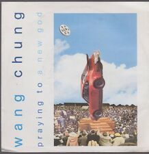 "7"" Wang Chung Praying To A New God / Tall Trees In A Blue Sky 80`s Geffen"