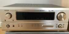 DENON AV Surround Receiver, AVR - 1803, mit Fernbedienung