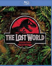 LOST WORLD-JURASSIC PARK/JEFF GOLDBLUM/BLU-RAY+DIG HD/BUY ANY 4 ITEMS SHIP FREE