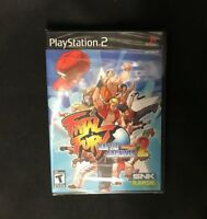 Fatal Fury: Battle Archives, Vol. 2 PS2 (Sony PlayStation 2, 2008) New Sealed
