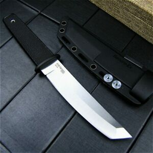 Cold Steel Hunting Fixed Blade Knife 440 Stainless Steel