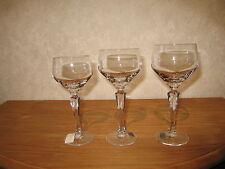 SPIEGELAU *NEW* RIVIERA Set 3 Verres Glasses