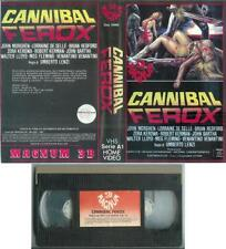 Cannibal Ferox (1981) VHS