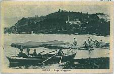 CARTOLINA d'Epoca - VARESE : Ispra1947 - BELLISSIMA!