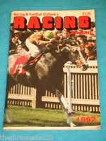 RACING & FOOTBALL OUTLOOK'S RACING ANNUAL 1992