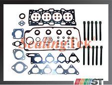 Fit 02-07 Mitsubishi Lancer 2.0 4G94 Engine Cylinder Head Gasket Set + Bolts Kit