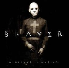 SLAYER Diabolus In Musica CD BRAND NEW