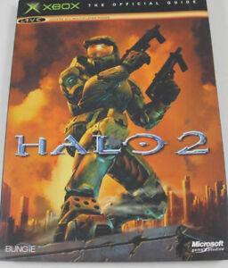 Halo 2 : The Official Guide by David Hodgson (2004, Paperback) VG
