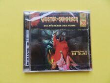 Geister Schocker CD Die Rückkehr der Mumie Folge 30 ORIGINALVERSCHWEISST !!!!