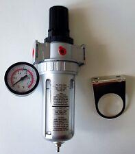 Druckluft Druckregler mit Wasserabscheider