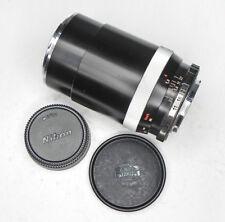 Contarex 135mm f2.8 Sonnar Nikon SLR  #4220205