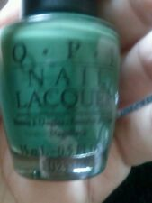 Full Size OPI Nail Polish Lacquer Don't Mess With OPI Ships Today From USA Green