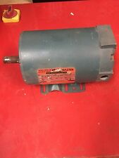 Reliance Electric 3/4 HP P56X1341R-AB FM56C Frame 3450RPM Motor With Feet