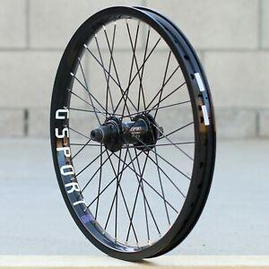 GSPORT BMX BIKE ROLOWAY CASSETTE BICYCLE WHEEL BLACK BIRCAGE