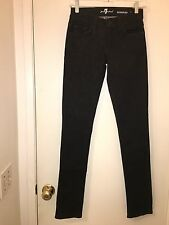 Ladies Seven For All Mankind Roxanne #JP179Y815E Skinny Jeans Size 24 X 32