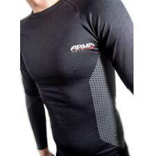 Sous-vêtements toutes saisons compression pour motocyclette pour homme