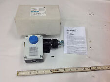 Siemens 3SE7140-1BD Emergency Cable Grab Pull wire Stop Switch 6A/400VAC. NEW