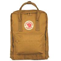 Fjällräven Kanken Rucksack Schule Sport Freizeit Tasche Backpack acorn 23510-166