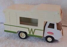 """Vintage Die-Cast Tonka Winnebago Metal Camper Motorhome 6"""""""