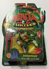Ninja Turtles The Next Mutation DONATELLO Red Weapons NIP -- Extremely RARE !!!