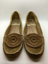 JACK ROGERS Ginger Navajo Mocassin Slip On Loafer Size 7 $188 IN BOX