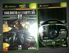 SOLDIER OF FORTUNE II 2 DOUBLE HELIX [XBOX] UK PAL COMPLETE