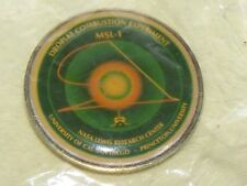 NASA STS-94 1997 MSL-1 PIN LEWIS RESEARCH CTR DROPLET COMBUSTION EXPERIMENT-DCE