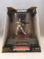 Star Wars Titanium Series Clone Trooper