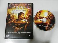 Immortali DVD 300 Mickey Rourke Henry Cavill Stephen Dorff Spagnolo English