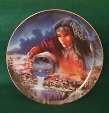 Franklin Mint - Royal Doulton Collector Plate - The Waters of Life